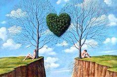 Innamoratevi di chi ha già litigato con voi ed è sopravvissuto. ;)