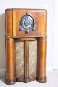 Zenith 12S265 Shutter Dial 12 tube radio
