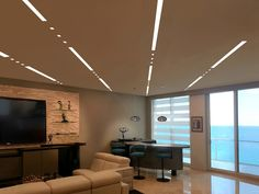 Pure Lighting - TruLine 1.6a, 24VDC Plaster-In LED System