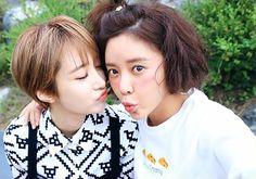 """""""She Was Pretty"""": Hwang Jung Eum & Go Joon Hee Make Good Looking Besties"""