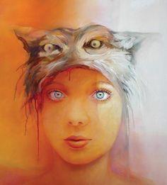 Bestiality  ------------------ Zezwierzęcenie by Anna Taut, via Behance