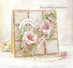 Kartka patchworkowa