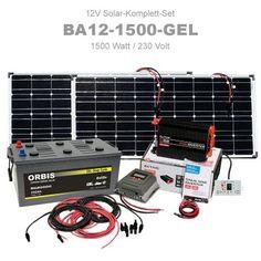 insel solaranlage 1000w komplettset plug play 12v 230v ba12 1000 solaranlage solaranlage