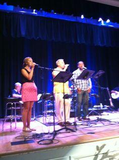 Savannah performs for Church FUMC Cary NC