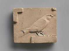 Egyptian Swallow. Late Ptolemaic Period--400-30 BCE
