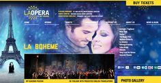 Where to go in Los Angeles-La Boheme-LA Opera