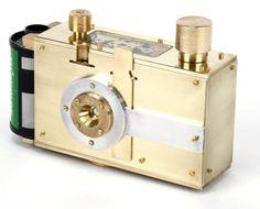 Heartbeat: Beautiful DIY Pinhole Cameras Powered by Watch Movements