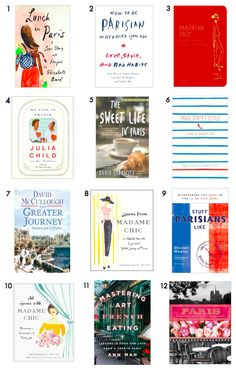 One glance at my library and it's easy to see, I'm a bit of aFrancophile. Since my first trip toParis at fourteen I've been enamored with all thingsFrench. I can't help m…