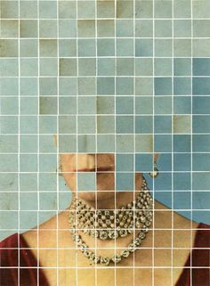 Anthony Gerace has always encompassed both an intuitive and a mechanical approach, as well as a desire to preserve and monumentalize a past that seems to be forever on the cusp of falling apart. Face Collage, Collage Art, Photography Themes, Fine Art Photography, Collages, Rhythm Art, Collage Techniques, A Level Art, Figurative Art
