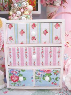 Sugar Pink Boutique: Corners of My Studio With Birds and Blossoms Boutique and Design