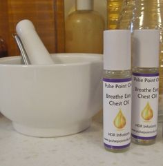 Children's Breathe Easy Chest Rub Oil. decongestant relief, cold remedy, cough…