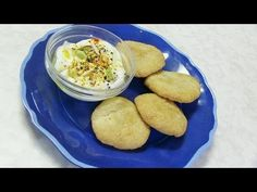 Dahitra - Indian Fried Biscuits