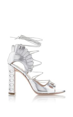 Lotus In Silver by Paula Cademartori for Preorder on Moda Operandi