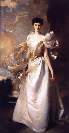 International Portrait Gallery: Retrato de la XIXª Condesa de Suffolk y XIIª Conde...