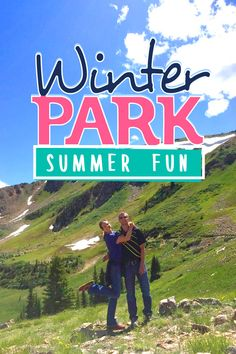 7 Things to Do in Winter Park in the Summer – RunToTheFinish If you've never considered the mountains as a summer vacation idea, you're missing out! 7 family friendly ideas for a Winter Park Colorado vacation: Best Vacations, Vacation Trips, Vacation Spots, Vacation Ideas, Summer Vacations, Vacation Destinations, Vacation Outfits, Cruise Vacation, Winter Park Colorado
