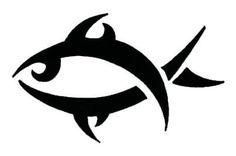 tattoos tribal fish | Fish designs for new tattoos | Tattoo Hunter