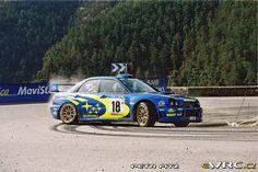 Subaru Impreza WRC - Martin