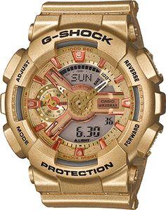 G-Shock Women GMAS110GD-4A2