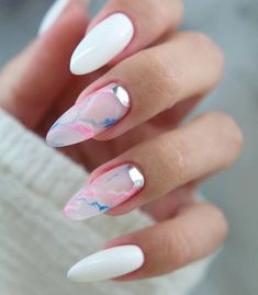 In search for some nail designs and some ideas for your nails? Here is our set of must-try coffin acrylic nails for stylish women. Best Acrylic Nails, Cute Acrylic Nails, Acrylic Nail Designs, Cute Nails, Pretty Nails, Acrylic Art, Hair And Nails, My Nails, 5sos Nails