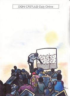 Don Cástulo: Escuela Africana