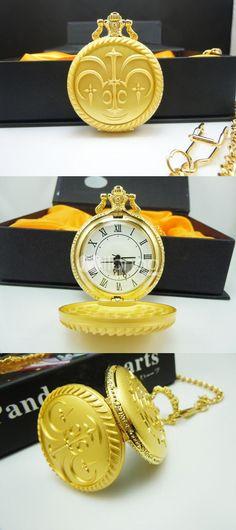 Pandora Hearts pocket watch.