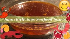 Blove's Smackalicious Seafood Sauce Video Recipes – Appetizers 2020 Cajun Seafood Boil, Seafood Boil Party, Shrimp Boil Foil, Seafood Dip, Seafood Boil Recipes, Seafood Dishes, Seafood Butter Sauce Recipe, Spicy Sauce, Sauce Recipes