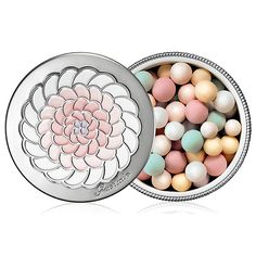 Guerlain Meteorites Perles Illuminating Powder Pure Radiance 01 Teint Rose, 1.05oz, 30g