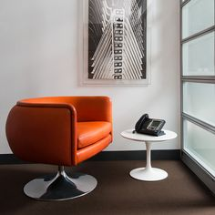 D'Urso Swivel Chair   For the Lounge Lovers   Holiday Gift Guide   Knoll
