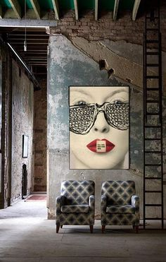 Spaces . . . Home House Interior Decorating Design Dwell Furniture Decor Fashion Antique Vintage Modern Contemporary Art Loft Real Estate NYC London Paris Architecture Furniture Inspiration New York YYC YYCRE Calgary Eames StreetArt Building Branding Identity Style Hipster Fashion London Paris