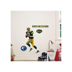 Packers Room Kit Collection available at WallDecorShops.com