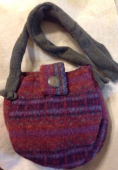 A personal favorite from my Etsy shop https://www.etsy.com/listing/253110998/wool-felt-tote-bag-purse-colorful-felted