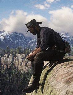 778639abc7b4c wHY DO I FIND THIS TO BE SO CUTE Red Dead Redemption 1