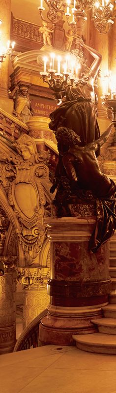 The French Chateau- Paris Opera Ballet- by Annie Leibovitz- LadyLuxuryDesigns