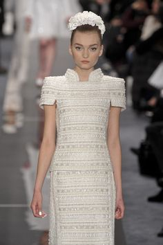 Chanel - Spring 2009 Couture Collection