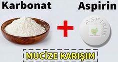 Mucize İkili (Karbonat + Aspirin)