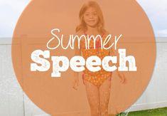 Why I Don't Send Home Summer Speech Activities
