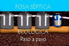 Bombeo Solar, Diy Septic System, Septic Tank Design, Fossa Séptica, Tyni House, Betta Fish Care, Drainage Solutions, Plumbing Installation, Natural Swimming Pools