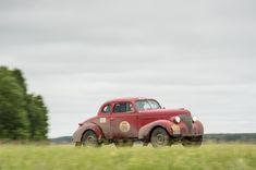 #39 1939 Chevrolet Master Coupe -  Bruce Power (AUS) / Jill Robilliard (AUS) Peking to Paris 2016.,