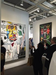 If you are planning a unique experience to one of the most expensive destinations on the planet, we have a suggestion for you: Miami. Basquiat Paintings, Panel Art, Basel, Luxury Travel, Cool Art, Street Art, Miami, Art Gallery, Canvas Art