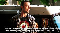 Andy Botwin- Weeds, my favorite character :)