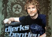 Dierks Bentley Modern Day Drifter tour t-shirt from 2005. Mint condition. 100% pre-shrunk cotton. You had to have been at one of the tour shows to get this great country music concert music t-shirt. It's a small.