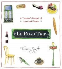 I want to read this right away!  -  Le Road Trip  -  Vivian Swift