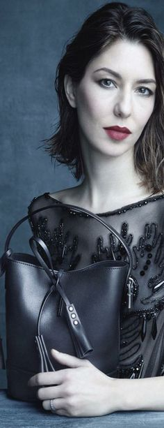 ~Louis Vuitton Campaign ss2014 - a Tribute to Marc Jacobs' Muses   Sofia Coppola for Louis Vuitton   The House of Beccaria#