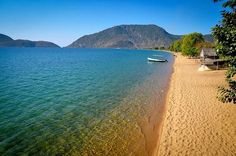 Lake Malawi, Africa visited with my family when I was a child and then to see my sister for Christmas