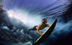 Surfing: Underwater Photography by Lucia Griggi (8 Pics) plus Matix Summer 2013 (Clip)