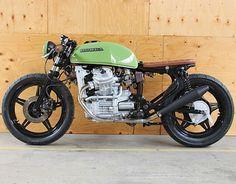 CX500 via Saint Motors