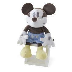 "MICKEY MOUSE 8"" Plush Toy"