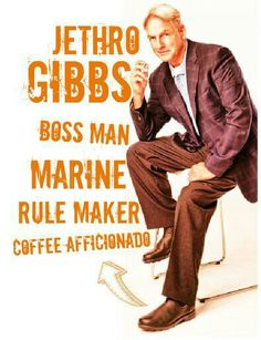 #NCIS - Leroy Jethro Gibbs                                                                                                                                                     More