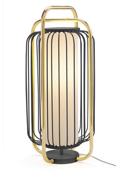 Brass table lamp JULES TABLE by Mambo Unlimited Ideas