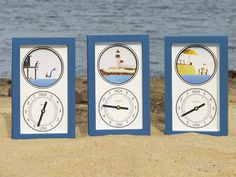 Nautical Clocks from Tidepieces, The Grommet
